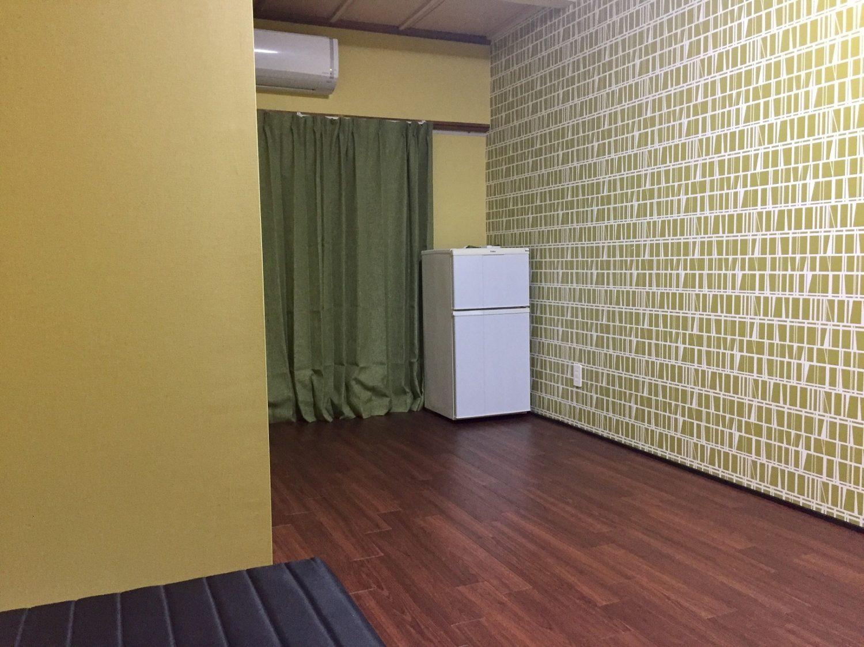 亀川ハウス 号室